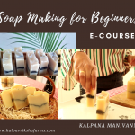 Learn to make natural organic homemade soaps